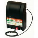 Elektrický ohradník Raptor + 6000