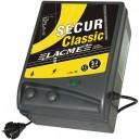 Eletrický ohradník síťový SECUR CLASSIC,optická kontrola ohrady(určen pro skot,koně)