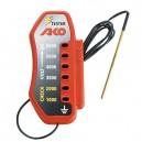 Zkoušečka pro eletrické ohradniky, Ako,0-6.000V