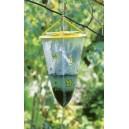 Lapač vos WASPCAGE s lákavou látkou na 4 - 6 týdnů, žlutý kryt