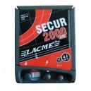 Elektrický ohradník síťový SECUR 2000 (2400) HTE - optická kontrola ohrady