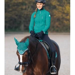 Zateplená jezdecká softshellová bunda Chiara