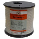 Polyetylenová páska pro elektrické ohradníky ECONOMY 10 mm